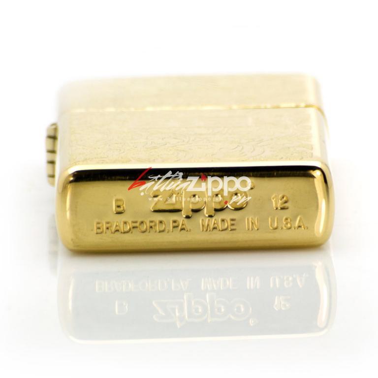 Bật lửa Zippo chính hãng arabesque 2013