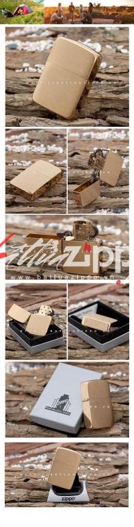 Bật lửa Zippo 1941B Phiên bản chiến tranh thế giới thứ II