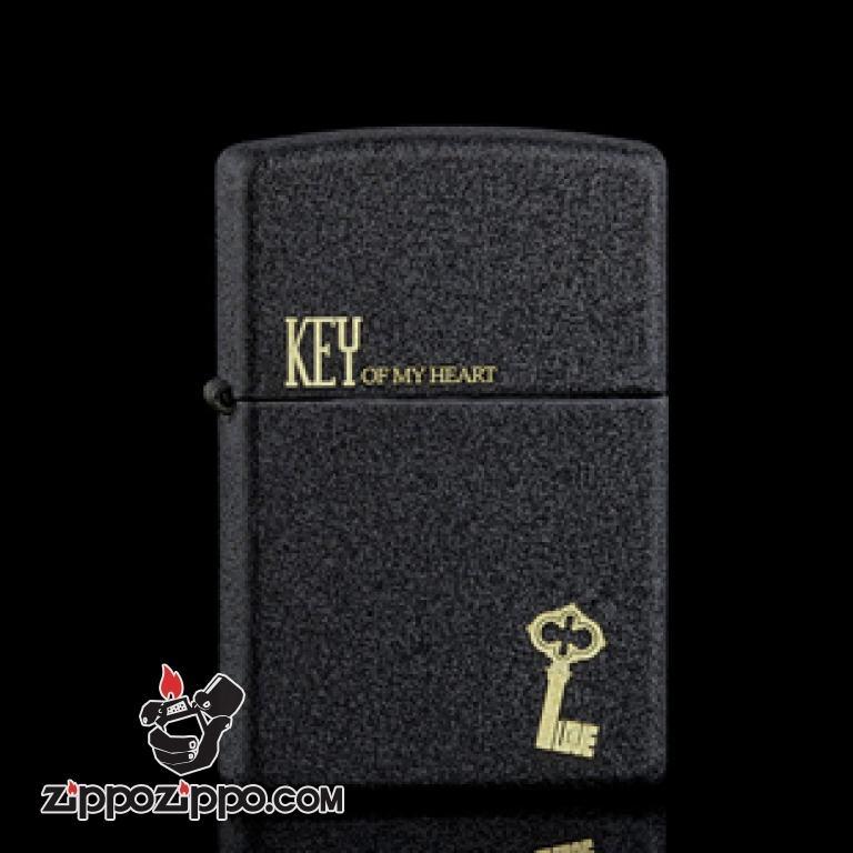 Bật lửa Zippo phiên bản Original Key Love