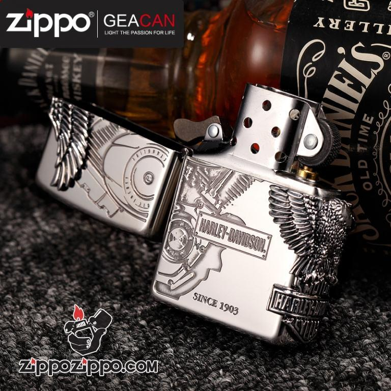 Bật lửa Zippo phiên bản phục sinh Eagle
