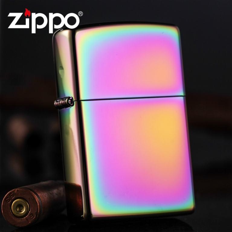 Bật lửa zippo chính hãng 7 màu Ver 1