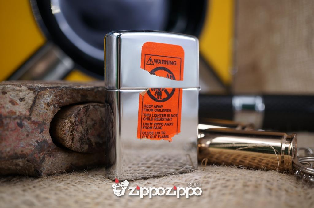 bật lửa zippo cổ jose sản xuất năm 1997