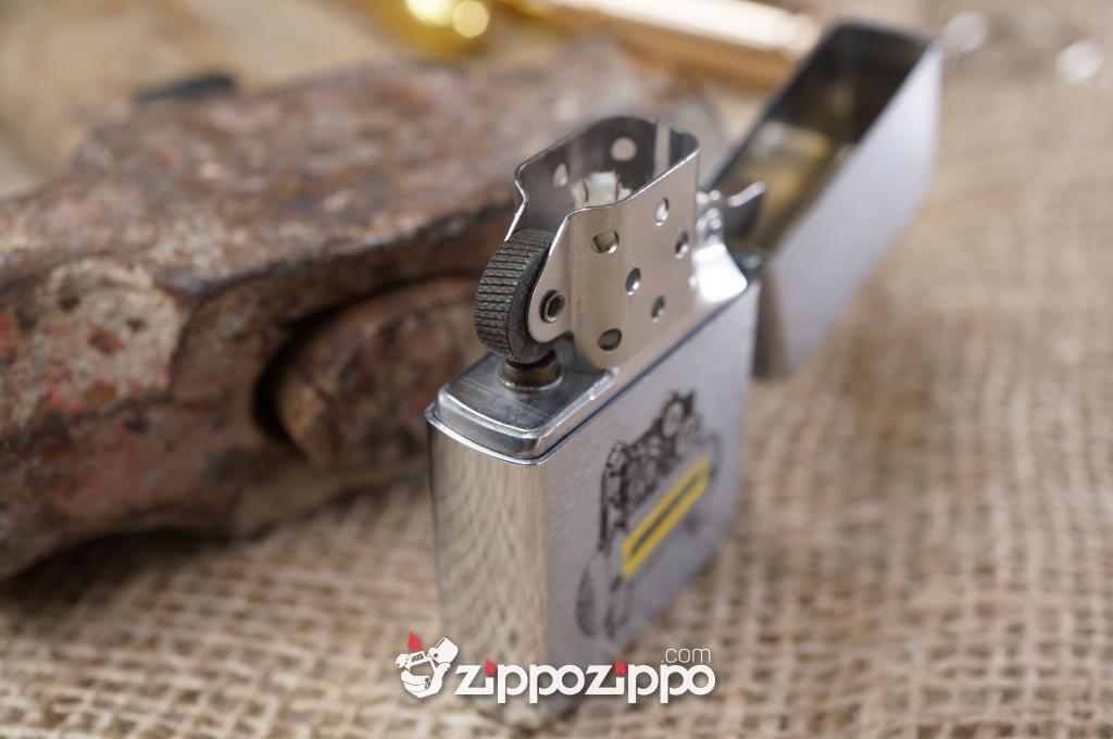 bật lửa zippo cổ adequate sản xuất năm 1988