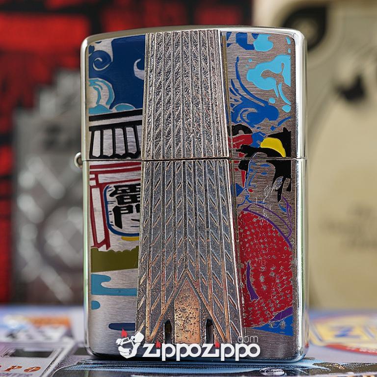 Zippo Tokyo Skytree Limited – 2011