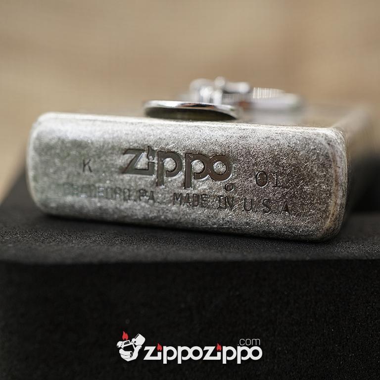 Set zippo + Vòng Cổ SẢn Xuất Năm 2001