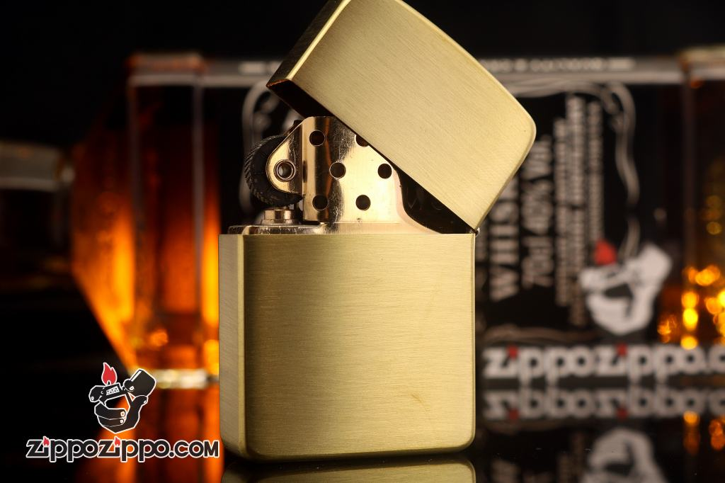 Bật lửa Zippo chính hãng khắc bảo hành mẫu 1941