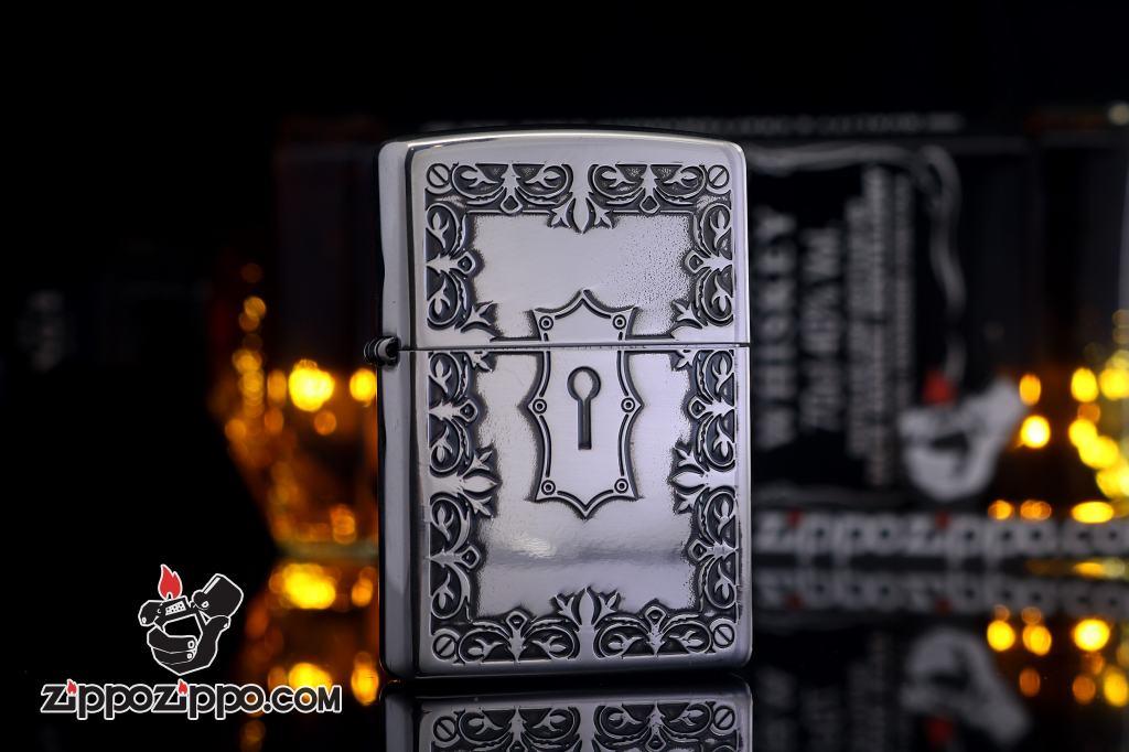 Bật lửa Zippo phiên bản Luxury Door B