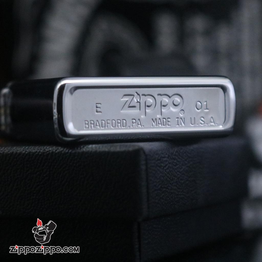 Zippo sản xuất 2001 tàu chiến USS NORFOLK SSN 714