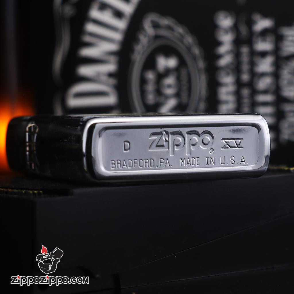Zippo đời la mã sản xuất năm 1998 BABY I'M BORED