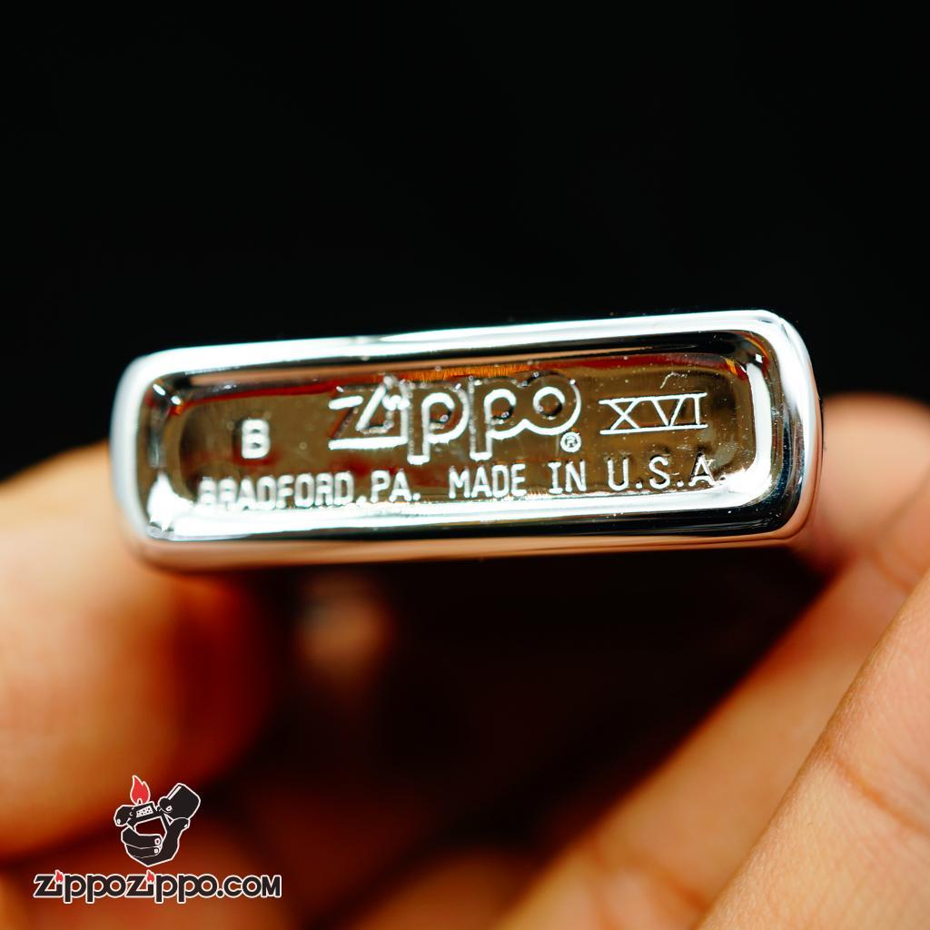 Zippo đời la mã kỷ niệm 65th