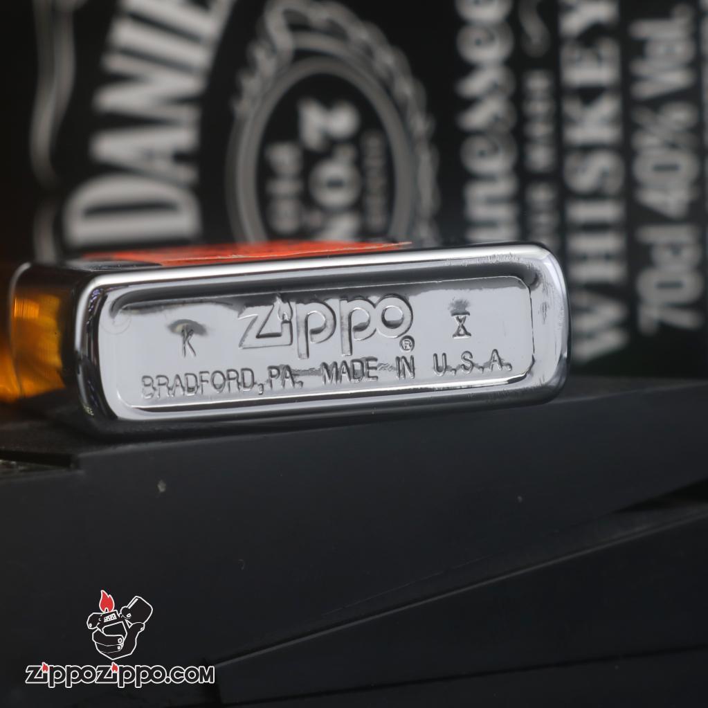 Zippo đời la mã sản xuất 1994 Case XX
