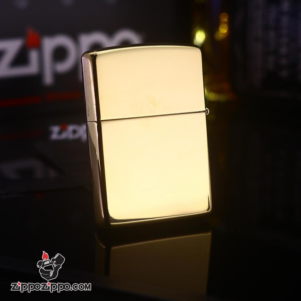 Zippo 29668 – Zippo Mazzi Samurai Girl High Polish Brass