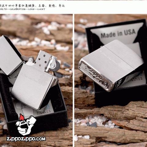 Bật lửa Zippo chính hãng 200 Lucky Love