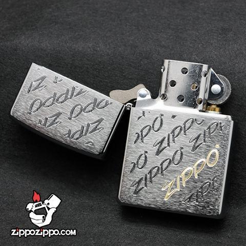 Bật lửa Zippo chính hãng 28642 khắc chữ