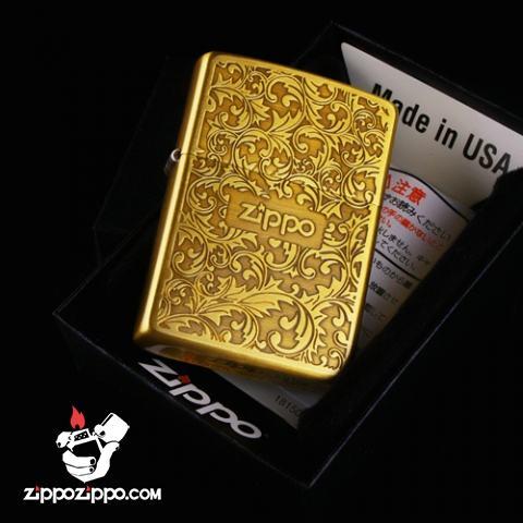 Bật lửa Zippo chính hãng arabesque B