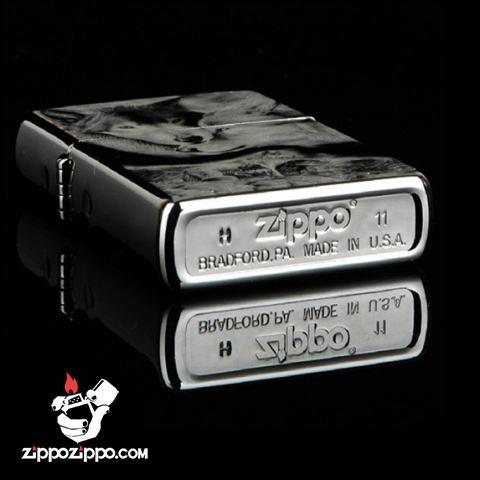 Bật lửa Zippo chính hãng cặp đôi Sói dũng mãnh