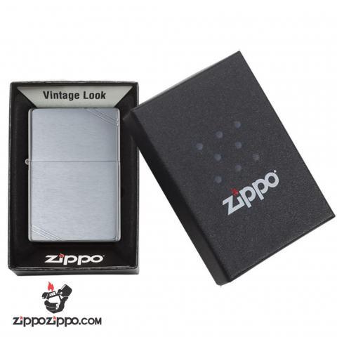 Bật lửa zippo chính hãng chải xước phiên bản 230