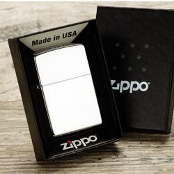 Bật lửa Zippo chĩnh hãng classic 250  - Mã SP: ZPC0189