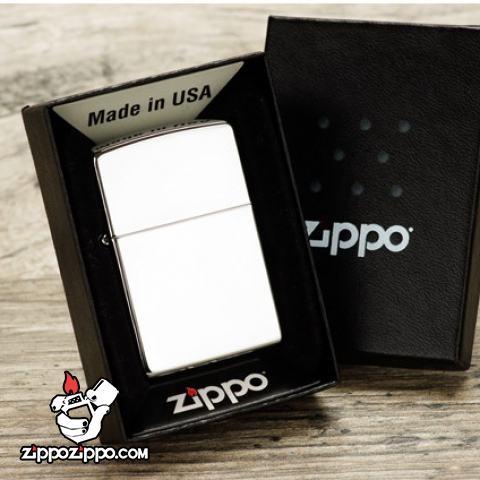 Bật lửa Zippo chĩnh hãng classic 250