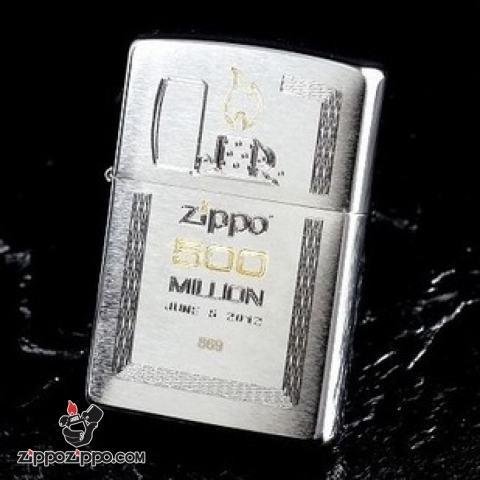 Bật lửa Zippo Chính Hãng Kỷ Niệm Ngày Sinh Ông Tổ Zippo