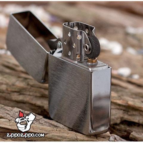 Bật lửa Zippo chính hãng phiên bản 1941 Xám