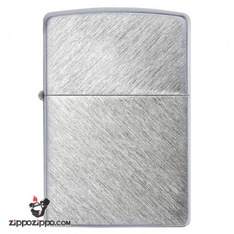 Bật lửa ZIppo chính hãng phiên bản xước đan chéo