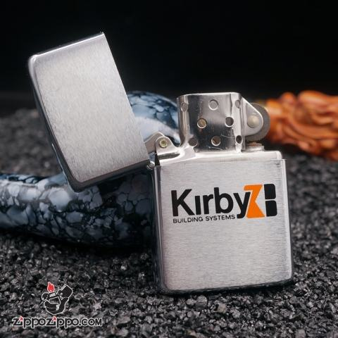Bật lửa zippo cổ Kyrby 1981