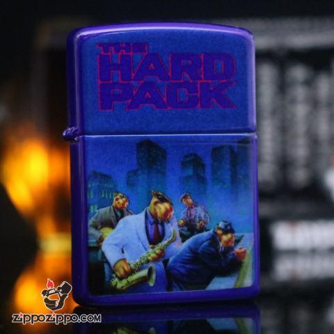 Bật Lửa  Zippo cổ The HARD PACK
