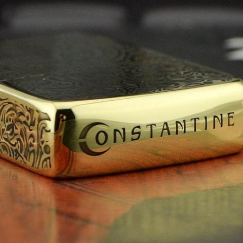Bật lửa Zippo đồng khắc hoạ tiết tinh xảo Constantine Phiên bản 1941