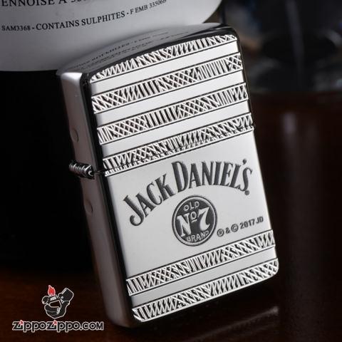 bật lửa zippo jack daniel's