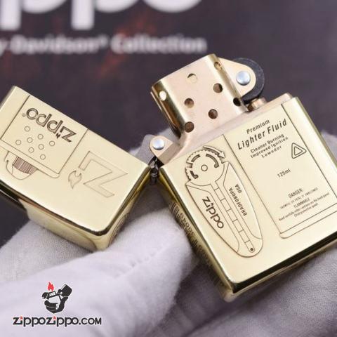 Bật Lửa Zippo Khắc Phụ Kiện Xăng Đá Lighter Fluid