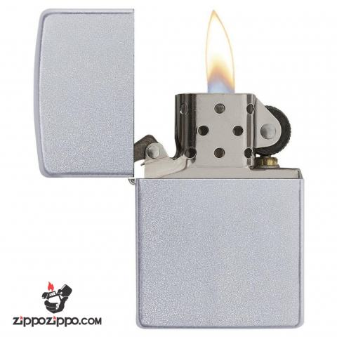 Bật lửa zippo phiên bản ánh sáng cát sa tin mờ