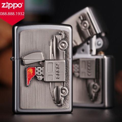 Bật lửa Zippo phiên bản Châu Âu Car