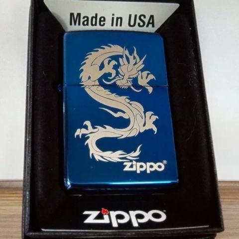 Bật lửa Zippo phiên bản Original rồng