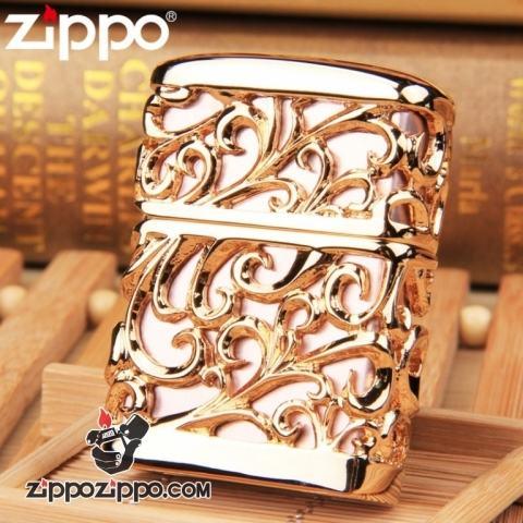 Bật lửa Zippo phiên bản vàng Devil