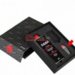 Hộp đựng Zippo (Combo 3 đựng sản phẩm Zippo + Xăng + Đá) - Mã SP: ZPC0238