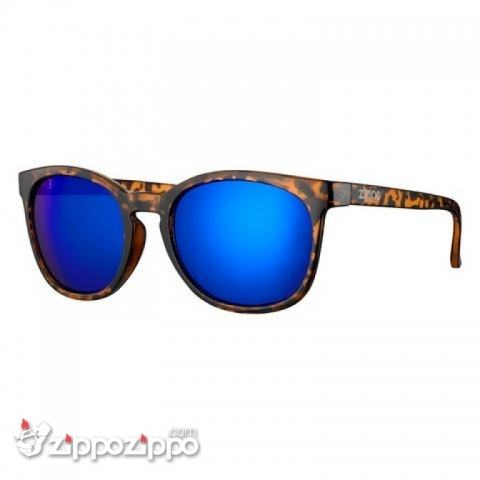 Mắt Kính Zippo Blue Flash Full Frame Sunglasses - OB07-06