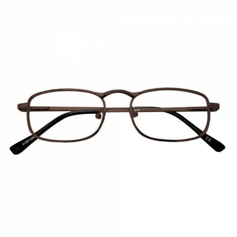 Mắt Kính Zippo Brown Metal Readers - 31Z-B14-BRO250