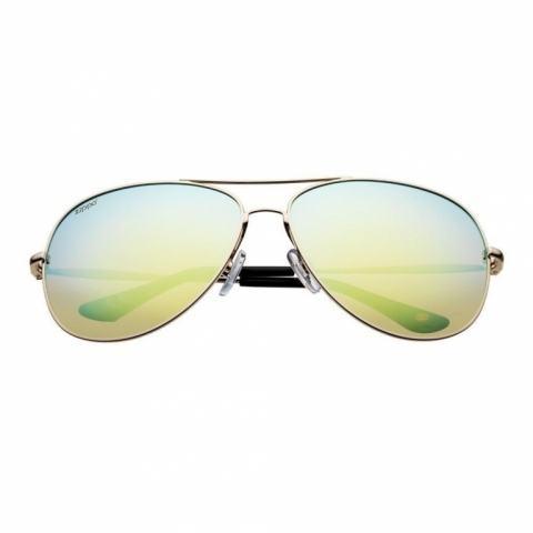 Mắt Kính Zippo Multi-Green Reflective Polarized Pilot Sunglasses - OG13-01