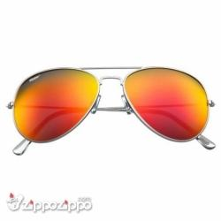 Mắt Kính Zippo Red Flash Pilot Sunglasses - OB01-15 - Mã SP: ZPK0006
