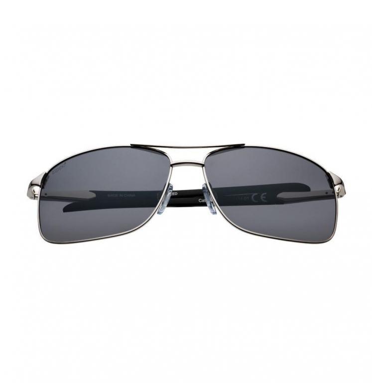 2b409a1d1 Mắt Kính Zippo Silver Polarized Pilot Sunglasses - OG14-01