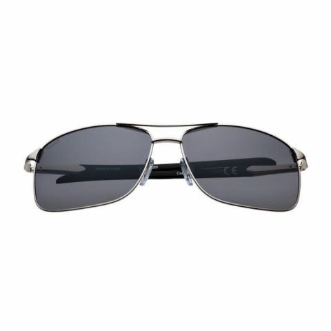 Mắt Kính Zippo Silver Polarized Pilot Sunglasses - OG14-01