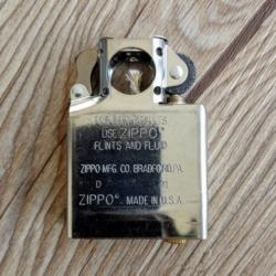Ruột Máy Zippo Tẩu Chính Hãng Màu Vàng 2013 - Mã SP: ZPC1310V