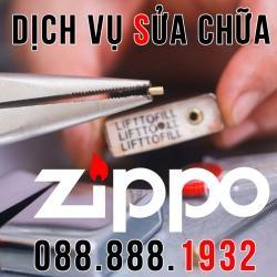 Thay bản lề zippo CHính Hãng - Mã SP: SC006