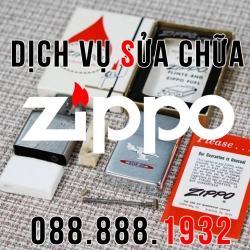 Thay chốt bản lề zippo ( Chốt đặc chính hãng ) - Mã SP: SC004