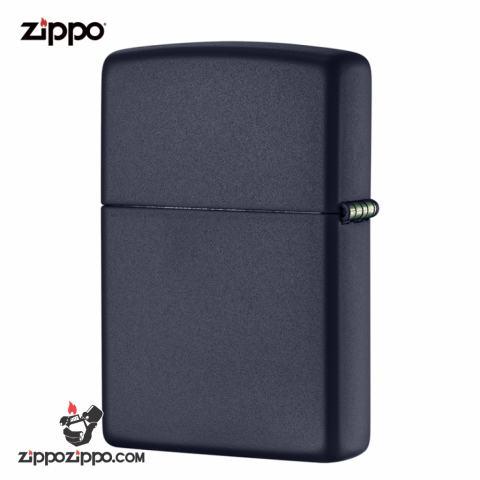 Zippo 239 – Màu xanh sơn mịn Navy