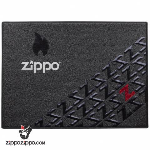 Zippo 29719 - Zippo St. Benedict Design 360 Multicut Antique Brass Armor