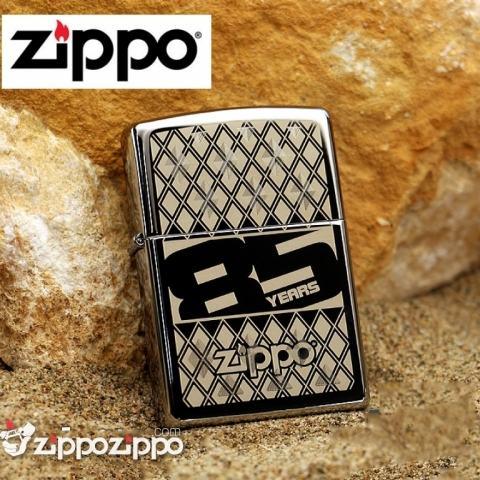 Zippo Chính Hãng Phiên Bản Hàn Quốc Kỷ Niệm 85 Năm