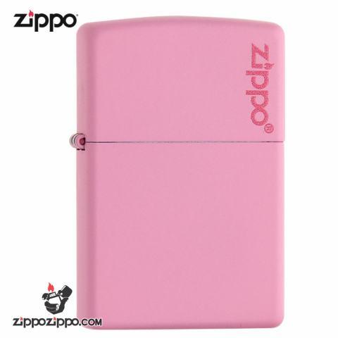 Zippo Chính Hãng Sơn Hồng Có logo Zippo