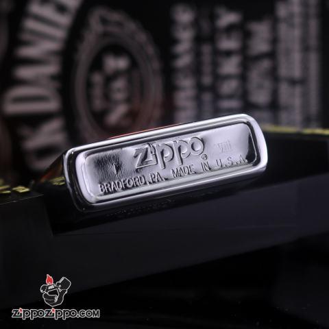 Zippo Cổ 25 year anniversary 1932-1957 Màu Bạc Sản Xuất Năm 1992